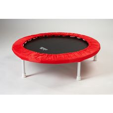 Trimilin Junior Trampolin Kinder schwarz/rot