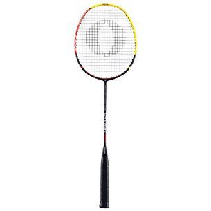 OLIVER Spektros Badmintonschläger schwarz/gelb/rot