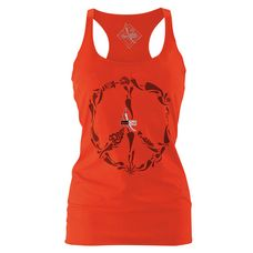 Red Chili Enya Tanktop Damen orange