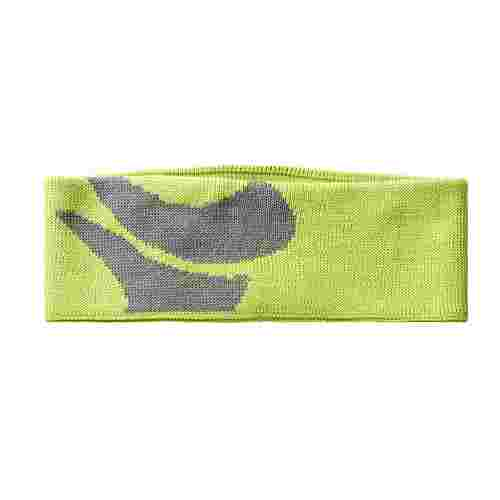 OCK Logo Stirnband limette