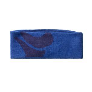 OCK Logo Stirnband blau