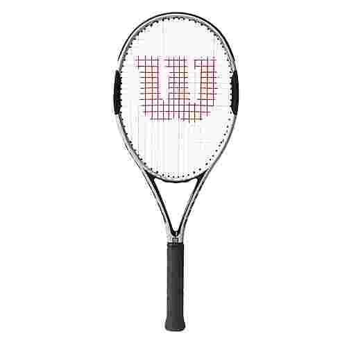 Wilson Hammer H6 Tennisschläger weiß/schwarz