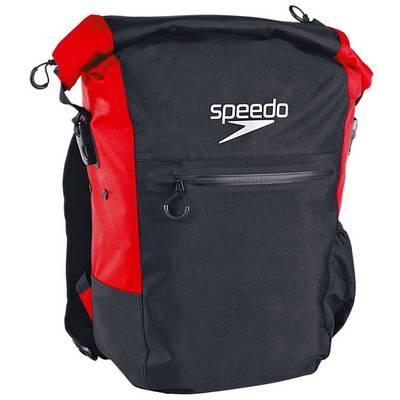 SPEEDO Team Max III Daypack schwarz/rot