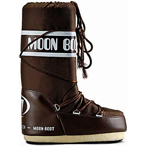 Moonboot Moon Boot Nylon Winterschuhe braun