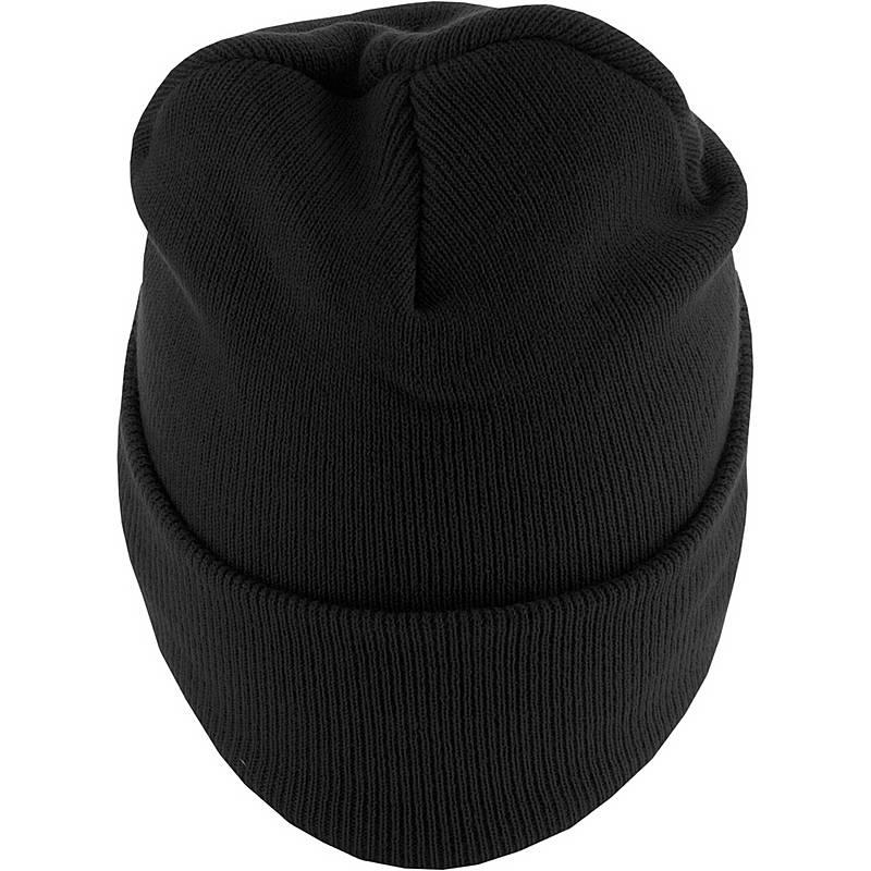 MasterDis Basic Flap Beanie schwarz im Online Shop von SportScheck ... 8d01c7504217