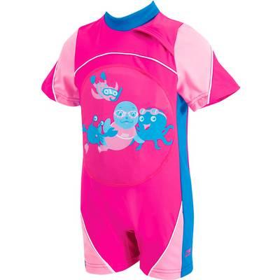 ZOGGS Floatsuit Schwimmhilfe Kinder pink