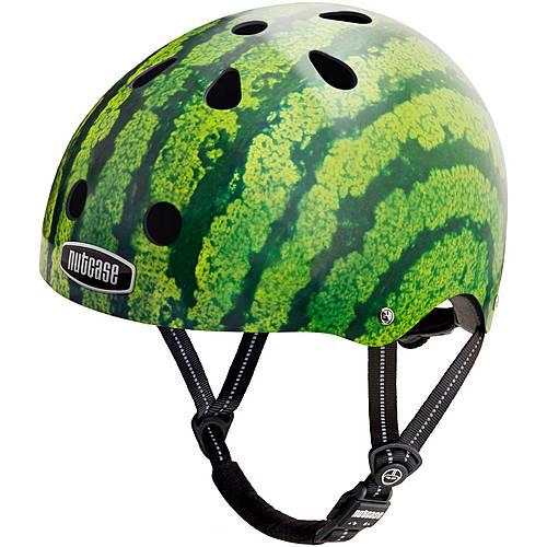 Nutcase Gen3 Watermelon Fahrradhelm grün