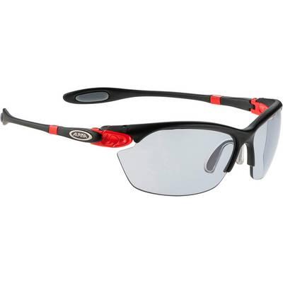 ALPINA TwistThree 2.0 VL Sportbrille schwarz/rot
