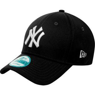 New Era 9Forty New York Yankees Cap schwarz/weiß