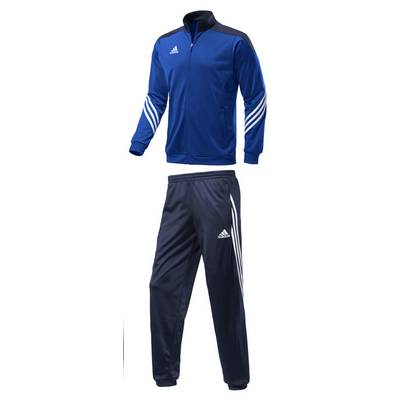 adidas Sereno 14 Trainingsanzug Herren blau