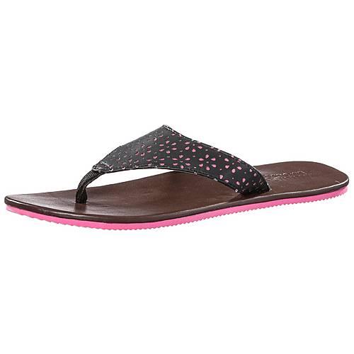 Maui Wowie Sand Zehensandalen Damen braun/pink