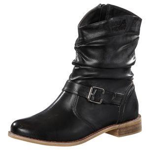 Maui Wowie Boot Stiefel Damen schwarz/braun