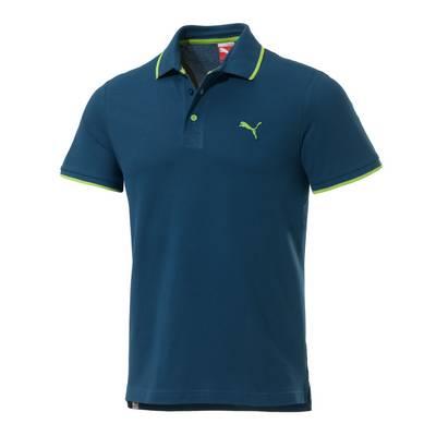 PUMA Sports Casual Poloshirt Herren petrol