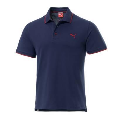 PUMA Sports Casual Poloshirt Herren navy