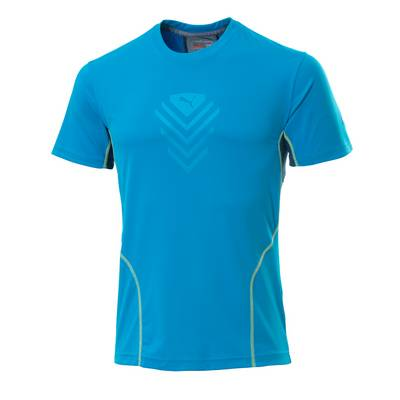 PUMA Pure Tech Funktionsshirt Herren royal