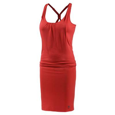 Neighborhood Jerseykleid Damen rot