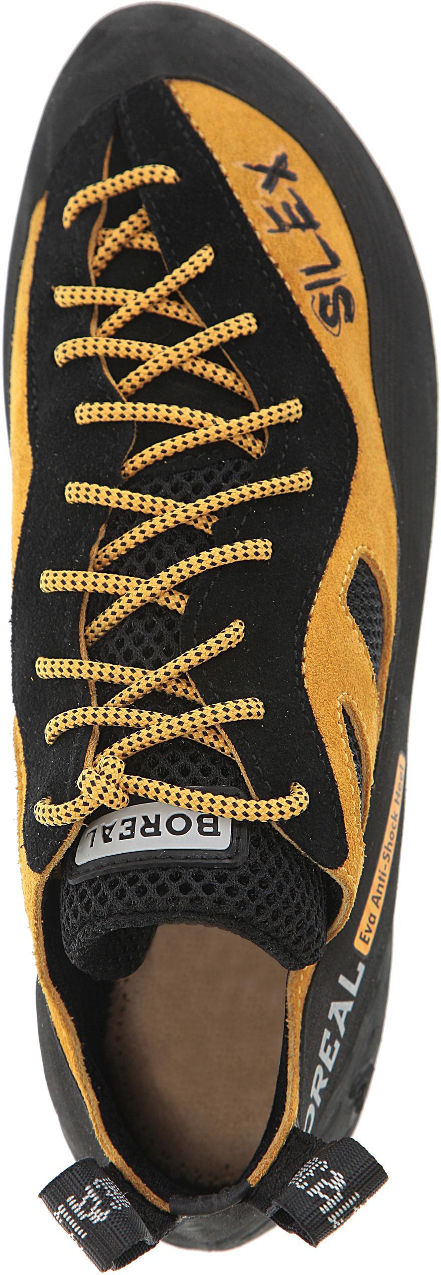 BOREAL Silex Kletterschuhe Kletterschuhe Kletterschuhe Herren schwarz gelb im Online Shop von SportScheck kaufen Gute Qualität beliebte Schuhe b7cbf7