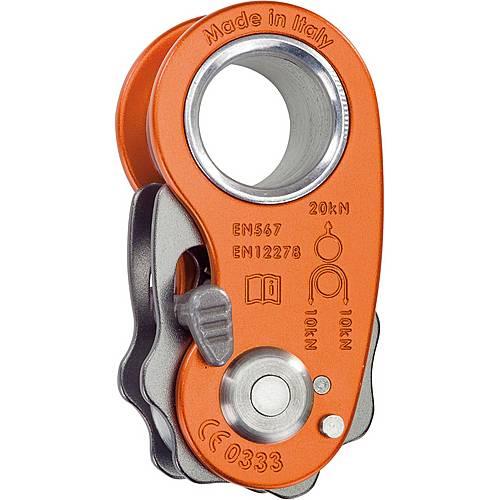 Climbing Technology RollNLock Seilrolle orange