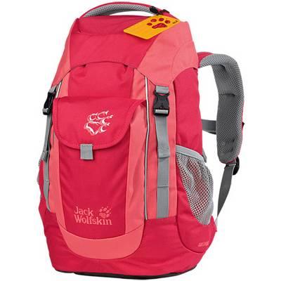 Jack Wolfskin Explorer Wanderrucksack Kinder pink/lila