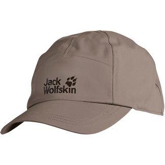 Jack Wolfskin Texapore Baseball Cap braun