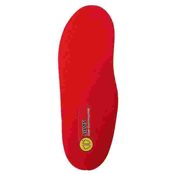 SIDAS Winter Custom Ski Einlegesohlen rot