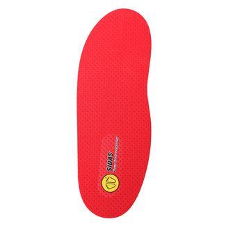 SIDAS Winter Custom Pro Einlegesohlen rot