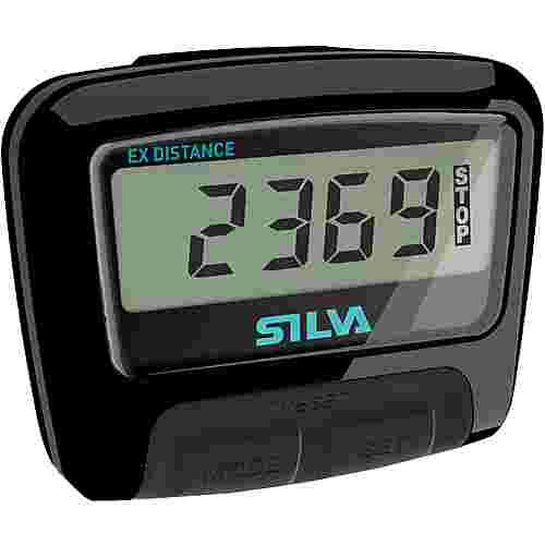 SILVA Ex Distance Schrittzähler schwarz-blau