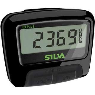 SILVA Ex Plus Schrittzähler schwarz-grün