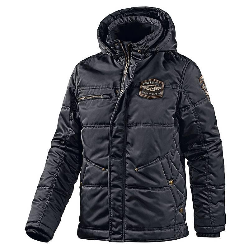 PME LEGEND Winterjacke Herren schwarz im Online Shop von SportScheck ... f5ac3ae361