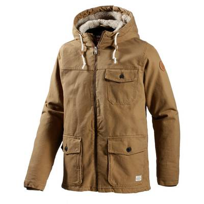 quiksilver brooks winterjacke herren beige im online shop. Black Bedroom Furniture Sets. Home Design Ideas