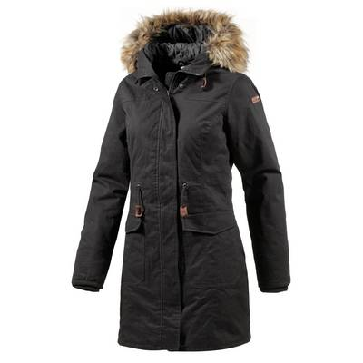 WLD All of me Parka Damen schwarz