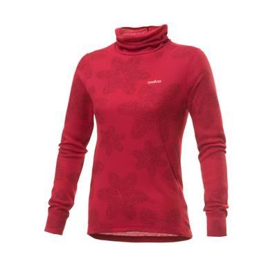 Odlo Funktionsshirt Damen rot