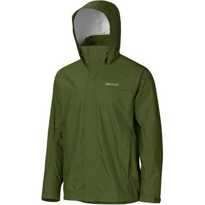 Marmot PreCip Regenjacke Herren grün