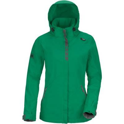 Maier Sports Drava Regenjacke Damen dunkelgrün