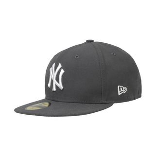 New Era 59Fifty New York Yankees Cap dunkelgrau
