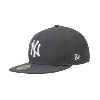 New Era 59Fifty New York Yankees Cap dunkelgrau