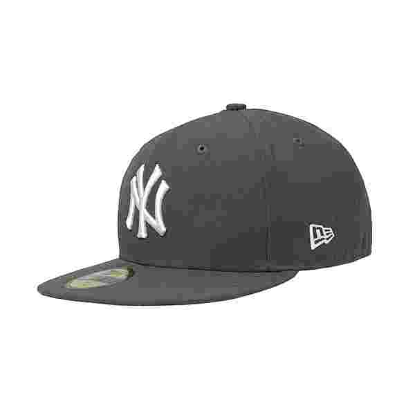 New Era 59Fifty New York Yankees Cap charcoal