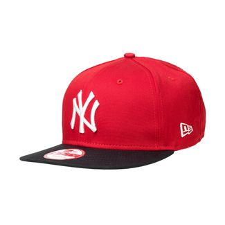 New Era 9FIFTY NEW YORK YANKESS Cap rot/schwarz