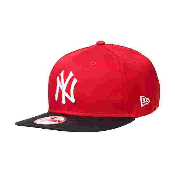 New Era 9FIFTY NEW YORK YANKESS Cap rot/schwarz