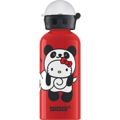 SIGG Hello Kitty Panda Trinkflasche Kinder rot