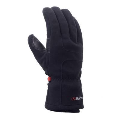 Roeckl Kodal Fingerhandschuhe schwarz