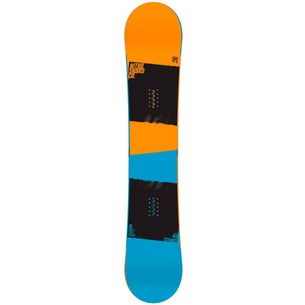 Nitro Snowboards Stance All-Mountain Board orange/schwarz/blau