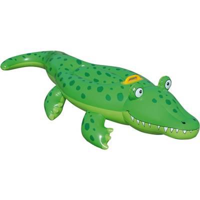 royalbeach Matratze Krokodil Luftmatratze Kinder grün