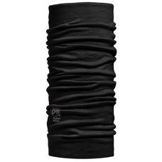 BUFF Wool Multifunktionstuch schwarz