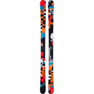 SCOTT Jib Freestyle Ski orange/schwarz