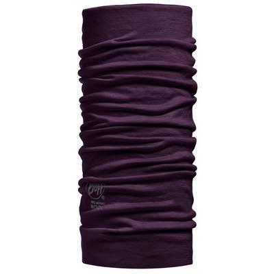 BUFF Wool Multifunktionstuch pflaume