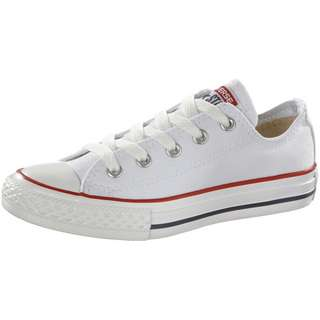 CONVERSE CHUCK TAYLOR ALL STAR LOW Sneaker Kinder weiß
