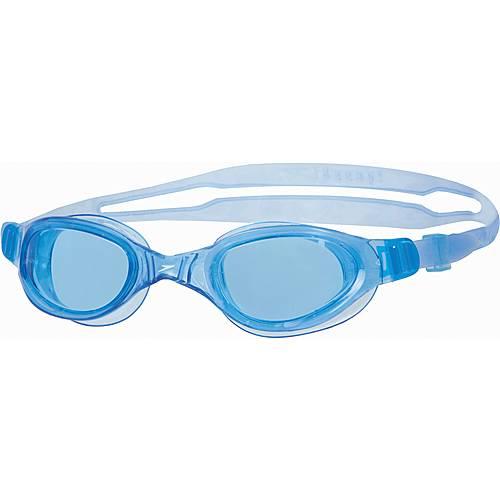 SPEEDO Futura Plus Junior Schwimmbrille Kinder blau