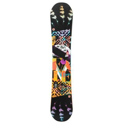 Nitro Snowboards Fate Zero 2013/14 All-Mountain Board Damen schwarz
