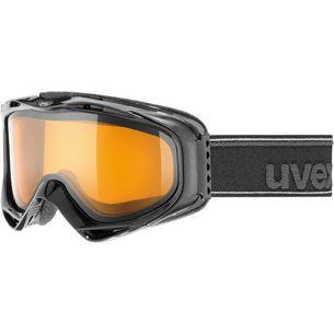 Uvex g.gl 300 LGL Skibrille schwarz